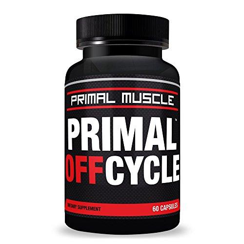 PRIMAL OFF CYCLE Testosterone Aromatase Inhibitor