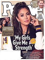 People Magazine March 15, 2021 | Vanessa Bryant