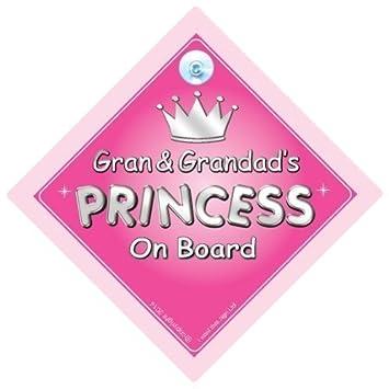 Amazon.com: Bebé iwantthatsignltd gran and Grandad s ...