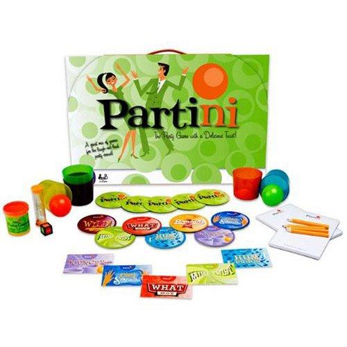 Hasbro Partini Trinken Party Game Englisch