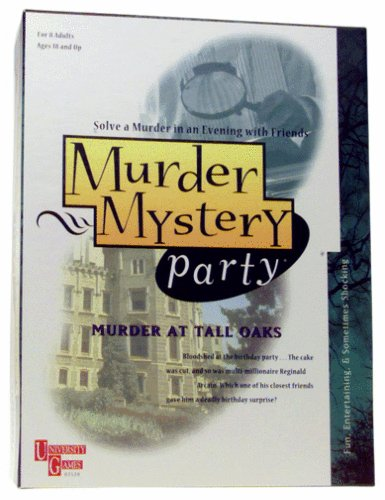 Murder Mystery Party: Murder at Tall ()