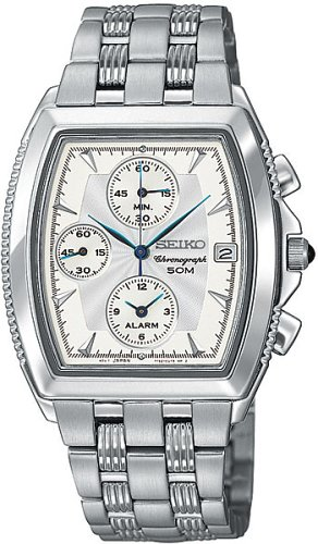 Seiko Men's SNA611 Le Grand Sport Alarm Chronograph (Mens Seiko Le Grand Sport Watch)
