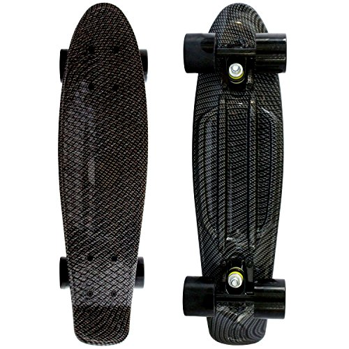 Yellow Jacket Classic Plastic Mini Cruiser Skateboard, for sale  Delivered anywhere in USA