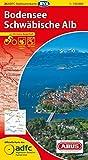 ADFC-Radtourenkarte 25 Bodensee Schwäbische Alb 1:150.000, reiß- und wetterfest, GPS-Tracks Download (ADFC-Radtourenkarte 1:150000)