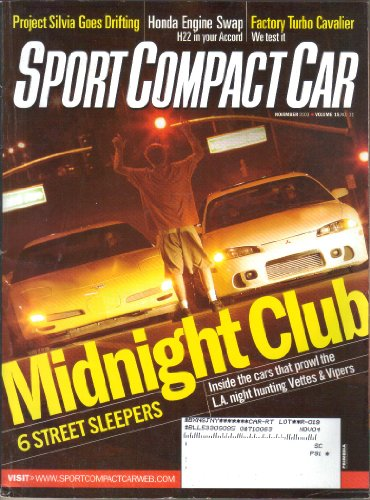 Sport Compact Car Magazine, Vol. 15, No. 11 (November, 2003)