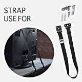 TV Straps and Safety Lock for Baby and Dog Protection - Earthquake Kit - Furniture Straps