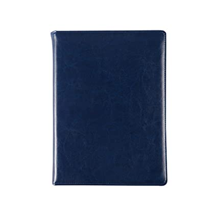 Diario clásico/cuaderno, correa de viento retro de hojas ...