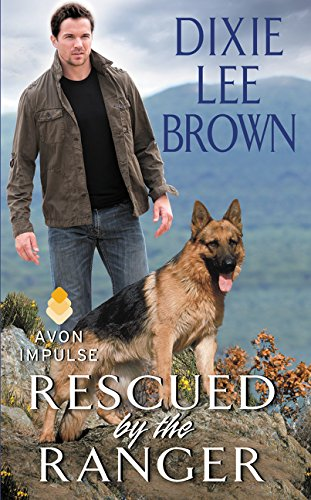 book cover of Rescued by the Ranger
