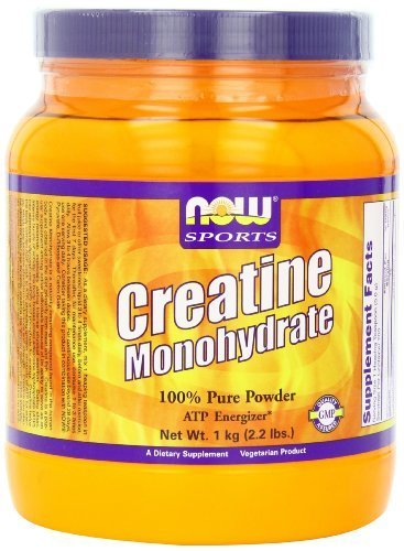 Foods Creatine Powder - NOW Foods Creatine Powder, 2.2 Pounds (Pack of 2 (2.2 lb ea))