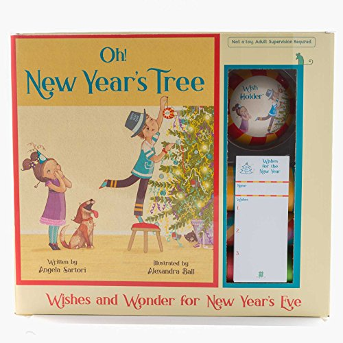 Oh! New Year's Tree: Decorating Kit, Wish Holder Ornament and Storybook