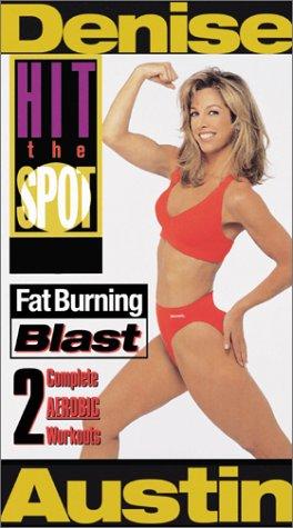 Denise Austin - Hit the Spot: Fat Burning Blast [VHS]