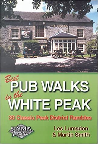 Book Pub Walks in the Peak District