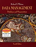 Wie Data Management, Richard T. Watson, 0471452254