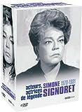 Coffret Simone Signoret 4 DVD - 1970/1981 : Le Chat / La Veuve Couderc / Police Python 357 / L'Etoile du Nord