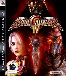 Amazon com: Soul Calibur IV - Playstation 3: Artist Not