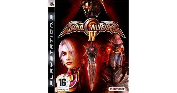 Namco Bandai Games Soulcalibur IV, PS3 - Juego (PS3): Amazon.es: Videojuegos