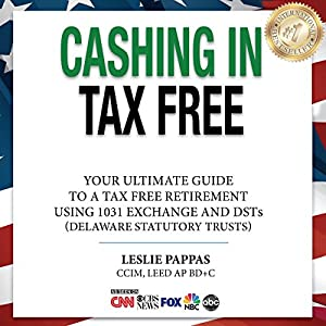 Cashing in Tax Free Audiobook