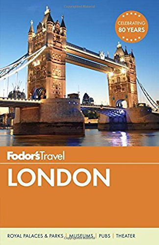Fodor's London (Full-color Travel - Street In Oxford London Stores