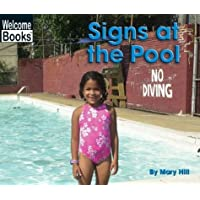 Signs in My World: Signs at the Pool
