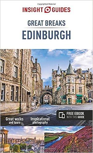 Book Insight Guides: Great Breaks Edinburgh (Insight Great Breaks)