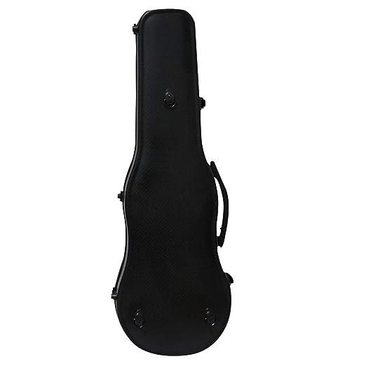 Estuche de violin Estuche rígido de violonchelo profesional ...