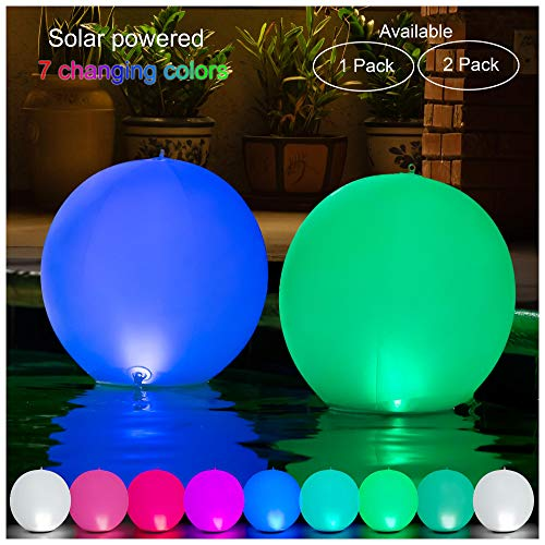 Light Up Balls For Garden