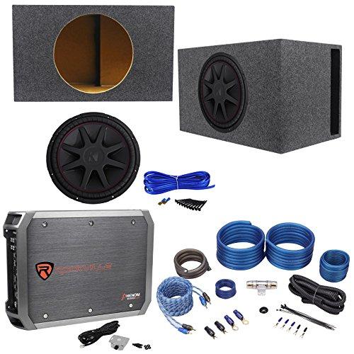 1000 watt amp dual - 4
