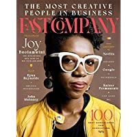 Deals on Fast Company Magazine Subscription 1 Year 6 Issues