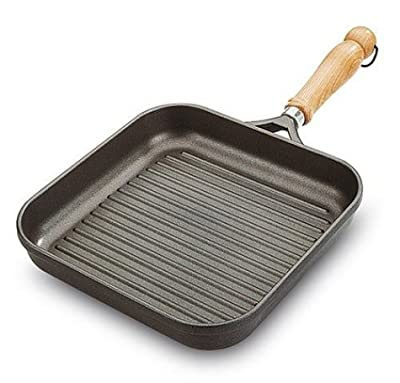 Berndes Tradition 11-Inch Square Grill Pan
