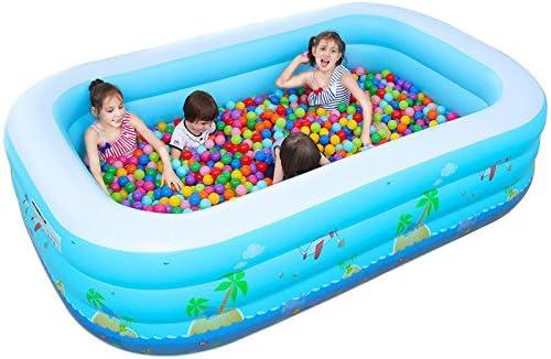 LybCvad bebé y Niños Piscina Hinchable Casa Oversize Bola Marina ...