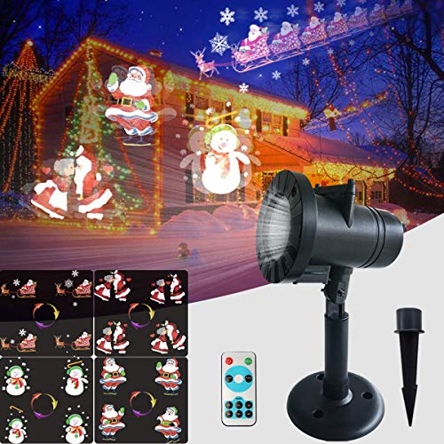 Led Snowman Outdoor Lights Figures in US - 8
