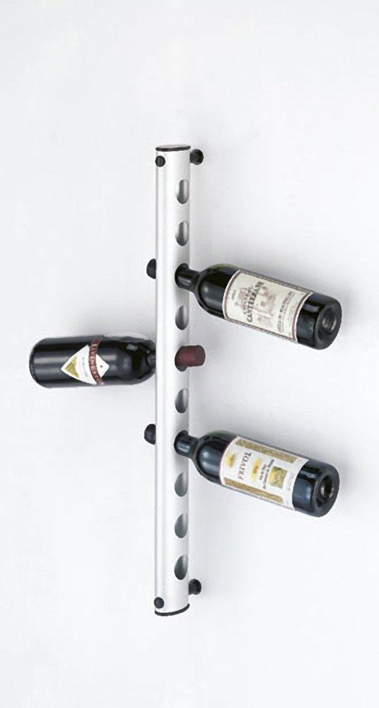 Famoso Cantinetta porta bottiglie da parete artus in alluminio: Amazon.it  QY88