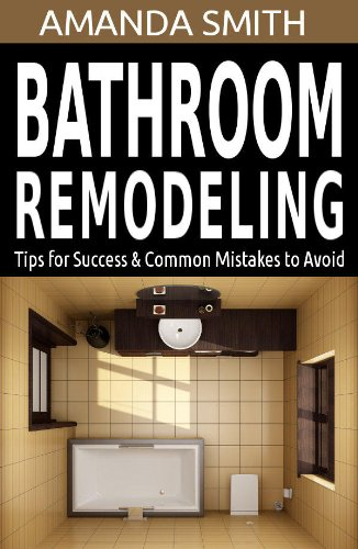 Amazon Bathroom Remodeling Tips For Success Common Mistakes Interesting Bathroom Remodeling Books