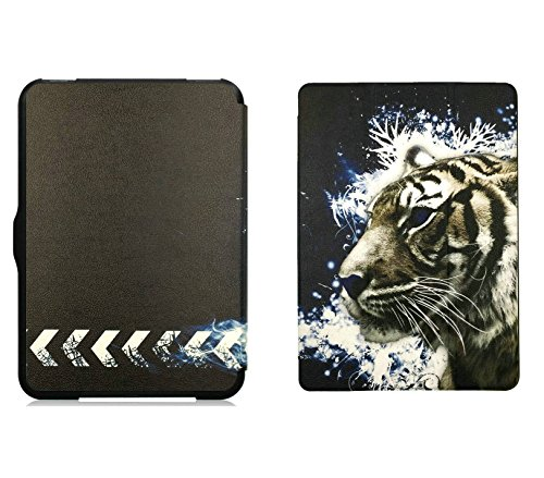 Oujietong Case for NOOK GlowLight 3 2017 BNRV520 6'' Case Shell Tablet Cover LH by Oujietong