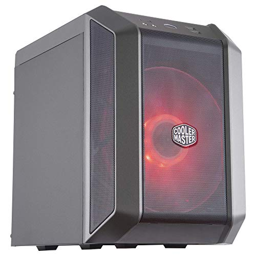 Cooler Master MasterCase H100 Mini-ITX PC Case with