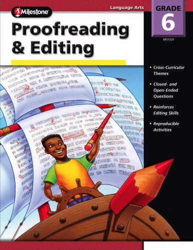 The 100+ Series Proofreading & Editing, Grade 6