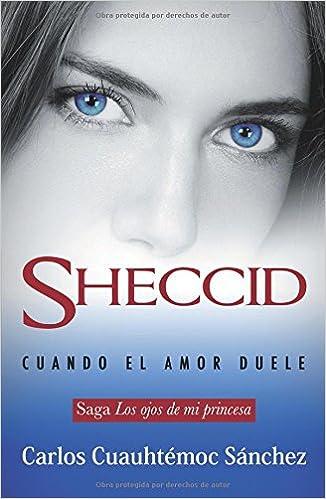 Book SHECCID. CUANDO EL AMOR DUELE