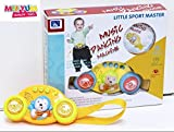 MeeYum Little Kids Toys Music Dancing Machine Strap on Waist