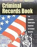 Criminal Records Book, Derek Hinton, 1889150282