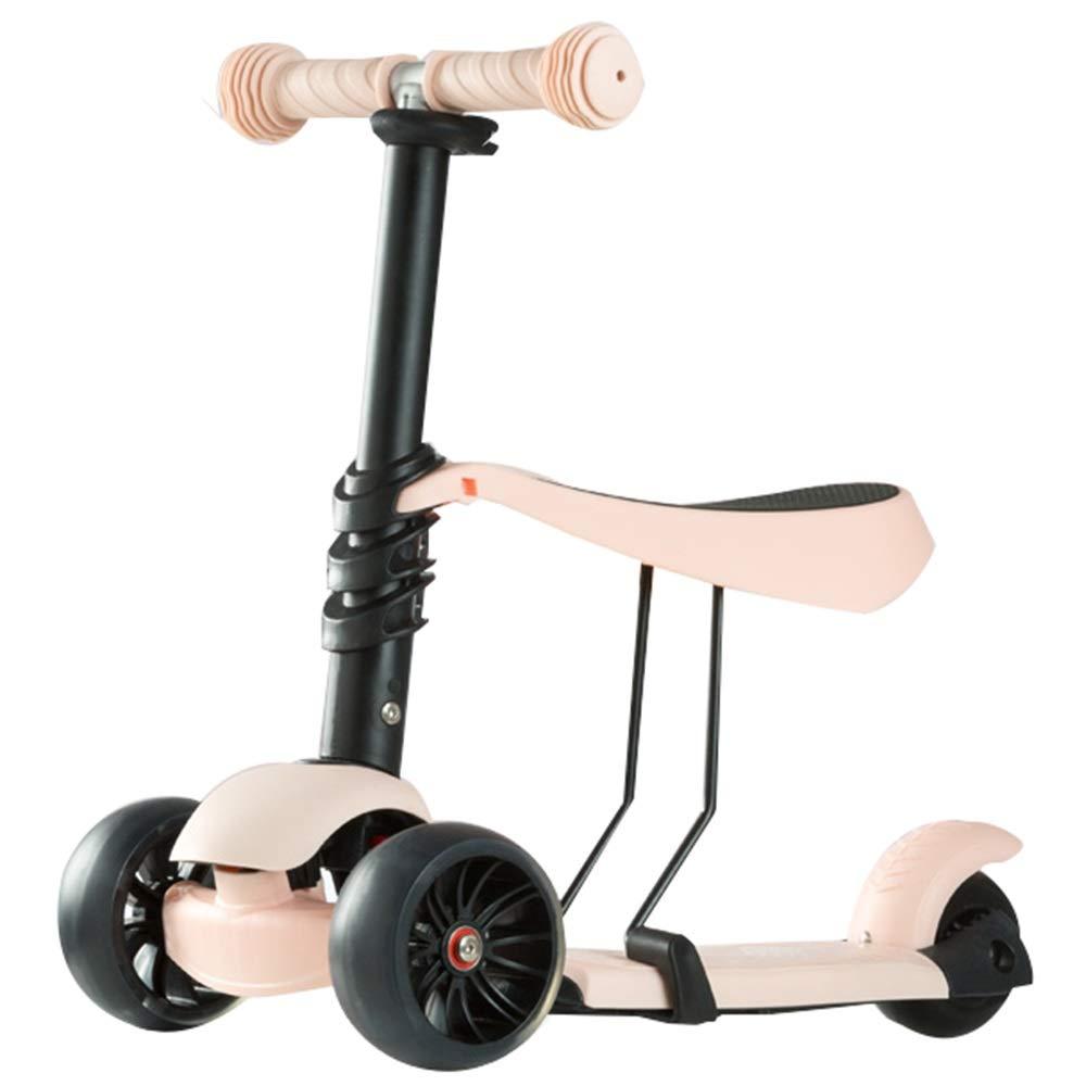 YUMEIGE Patinetes Kick Scooters Scooters de aleación de ...