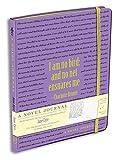A Novel Journal: Jane Eyre (Novel Journals)