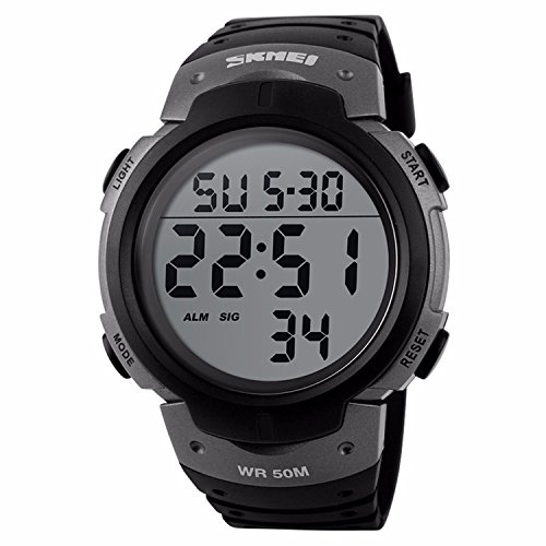 GOG Military Waterproof Electronic Titanium