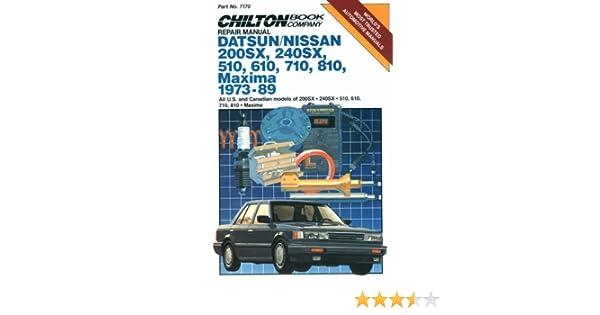 1990 nissan 240sx manual