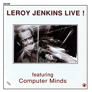 Talk:Leroy Jenkins (jazz musician)