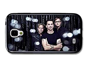 Depeche Mode Band Portrait Shining case for Samsung Galaxy S4 A6199