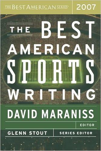 Amazon.com: Best Amer Sports Writing 07 Pa (The Best ...