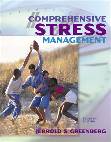 Comprehensive Stress Management with PowerWeb: Health and Human Performance
