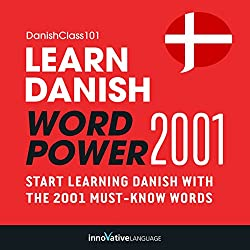 Learn Danish: Word Power 2001