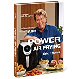The Power Air Frying cookbook by QVC chef Eric Theiss