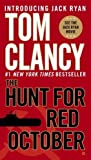 The Hunt for Red October (Jack Ryan) by Clancy, Tom Reprint (2010) Mass Market Paperback